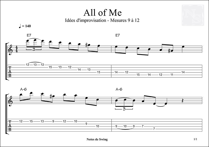 ALL OF ME MESURE 9 a 12 01